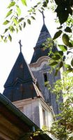 Vrbas Methodist Church -Two Steeples