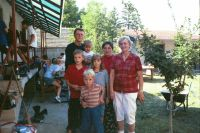Elfriede and Darko Vika's Family