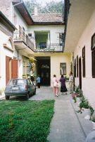 Methodist Courtyard in Novi Sad